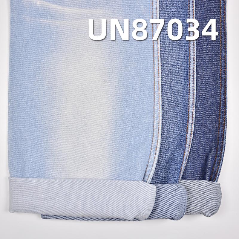 """94%cotton 6%spandex knitted denim 9oz 62/63"""" UN87034"""