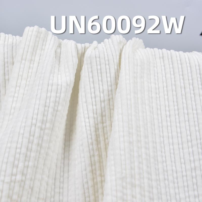 """100% Cotton Dyed  Bubble Washing Synchronized Pit Corduroy 6W  57/58"""" 290g/m2 UN60092W"""