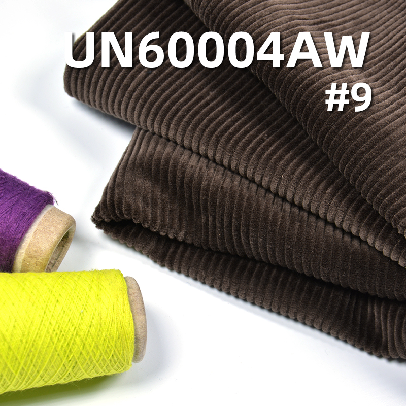 "100%Cotton Dyed Washing Corduroy 8V 350g/m2 57/58"" UN60004AW"