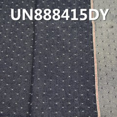 UN888415DY  Cotton star point jacquard red edge denim jacquard denim 32/33""