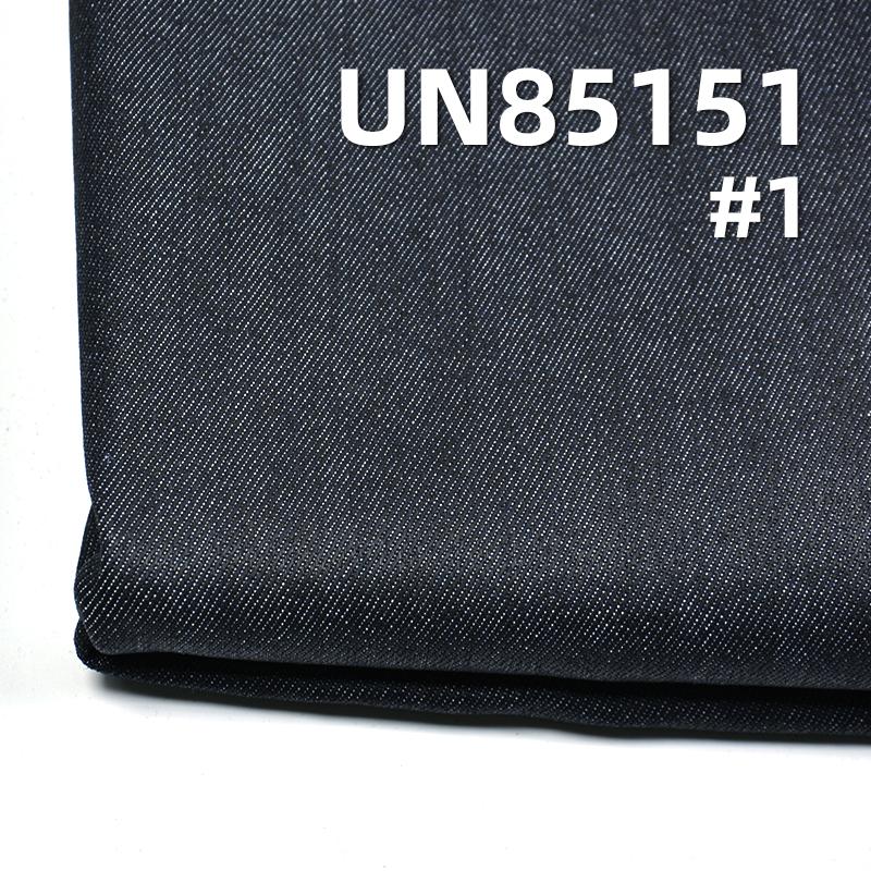 """Cotton Rayon Polyester Spandex Slub 3/1""""Z"""" Twill Denim 10.5oz 63/64"""" UN85151"""