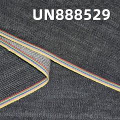 UN888529  Cotton Spandex Slub Selvedge Denim