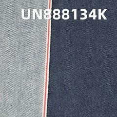 "UN888134K 99% Cotton1% Spandex Selvedge Denim Twill 32/34"" 11.7oz"