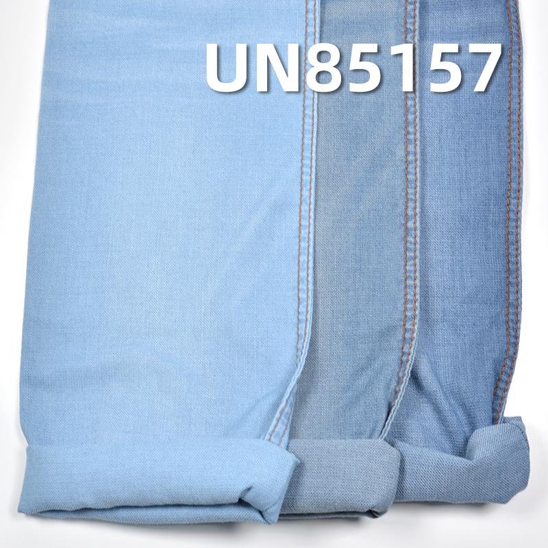 "65%Tencel 28%Polyester 5%Rayon 2%Spandex Dobby Denim 4.8oz 63/64"" UN85157"