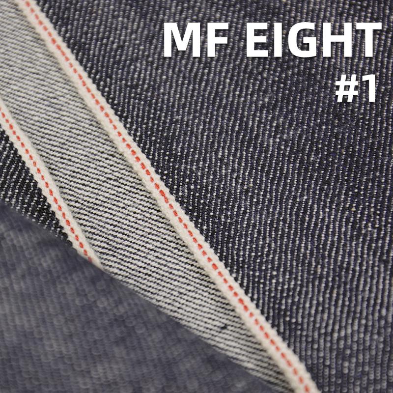 "Japanese selvedge denim 100% Cotton Raw Selvedge Denim Twill 15OZ 3/1 Twill MF EIGHT 32/33"""